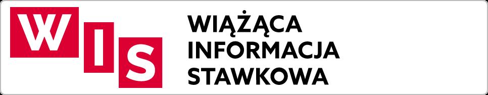 Baner: wiążąca informacja stawkowa. Prowadzi na stronę www.kis.gov.pl.