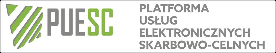 Baner: PUESC. Prowadzi na stronę puesc.gov.pl.