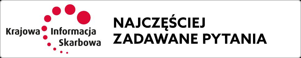 Baner:najczęściej zadawane pytania. Prowadzi na stronę www.kis.gov.pl.